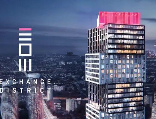 Exchange District